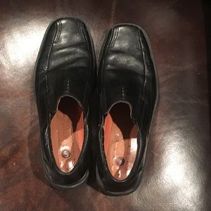 Clarks Unstructured Business Casual Loafers